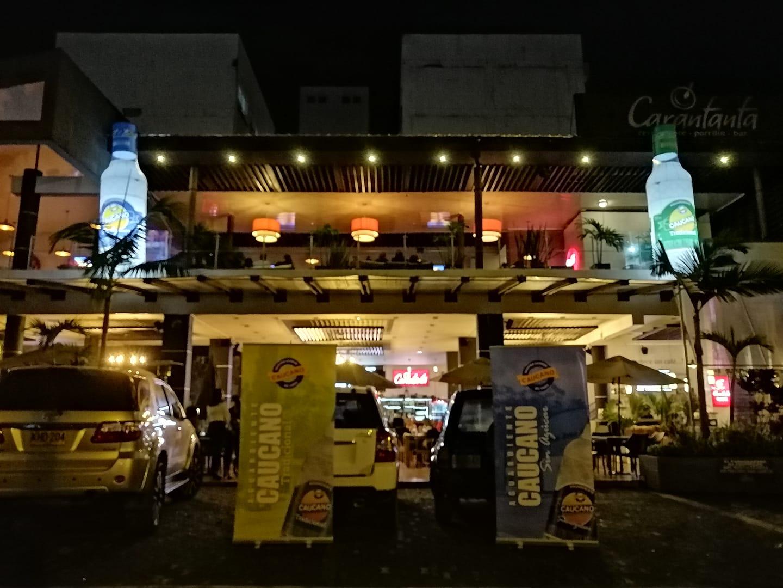 Mes del Cóctel en Carantanta Restaurante Parrilla Bar