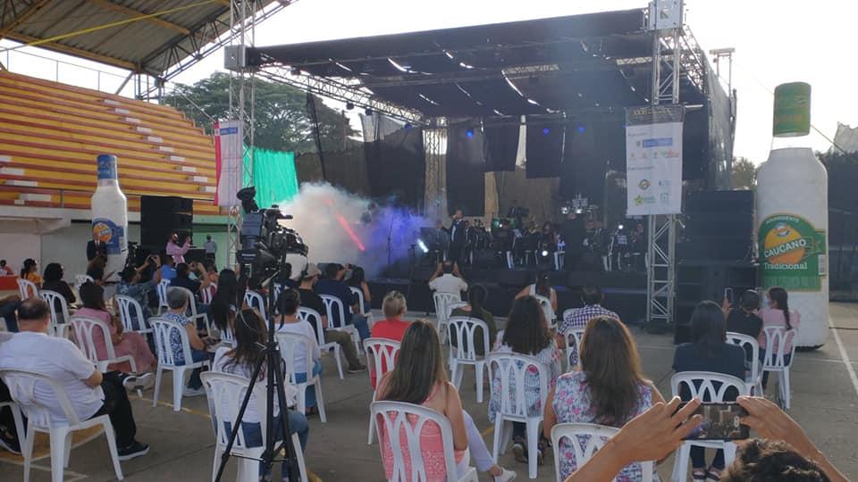Cierre del XXXI Festival de Música Clásica de Santander De Quilichao