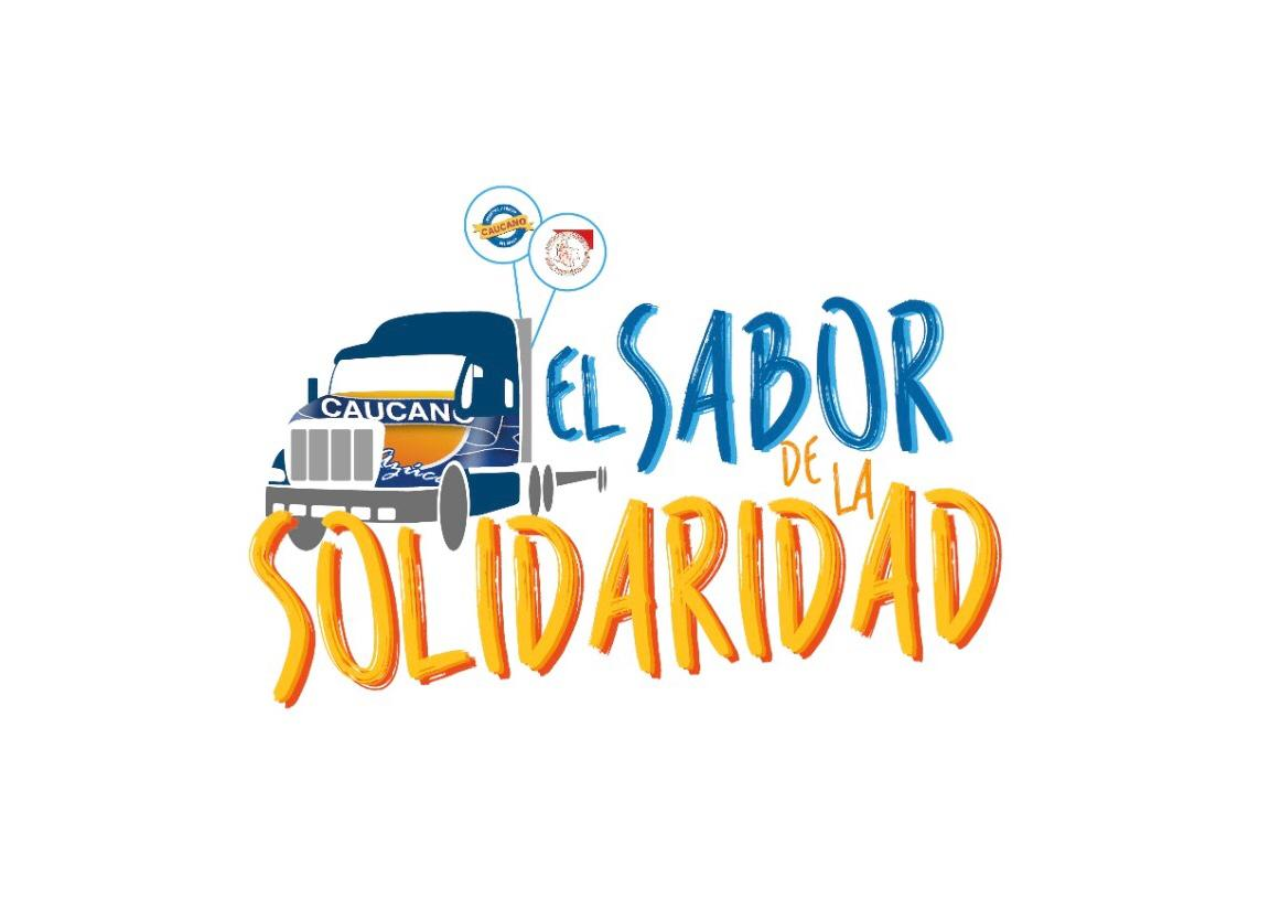 #ElSaborDeLaSolidaridad llegó con ayudas alimentarias para 200 familias Caucanas