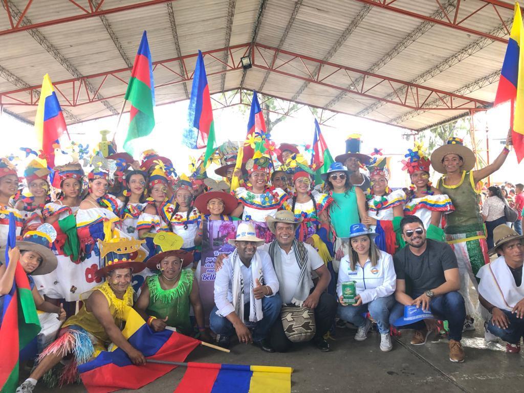 Licorera del Cauca presente en las fiestas del departamento