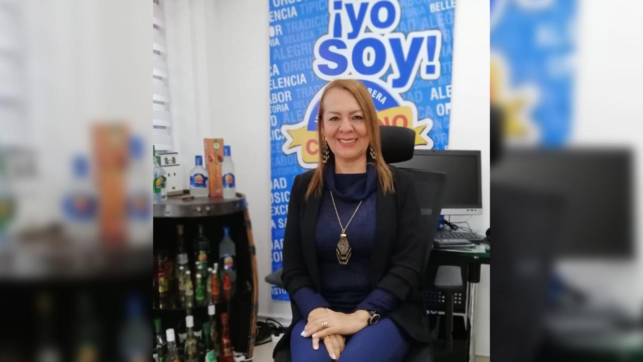 JULIETA ORTIZ GUERRERO NUEVA GERENTE DE LA INDUSTRIA LICORERA DEL CAUCA