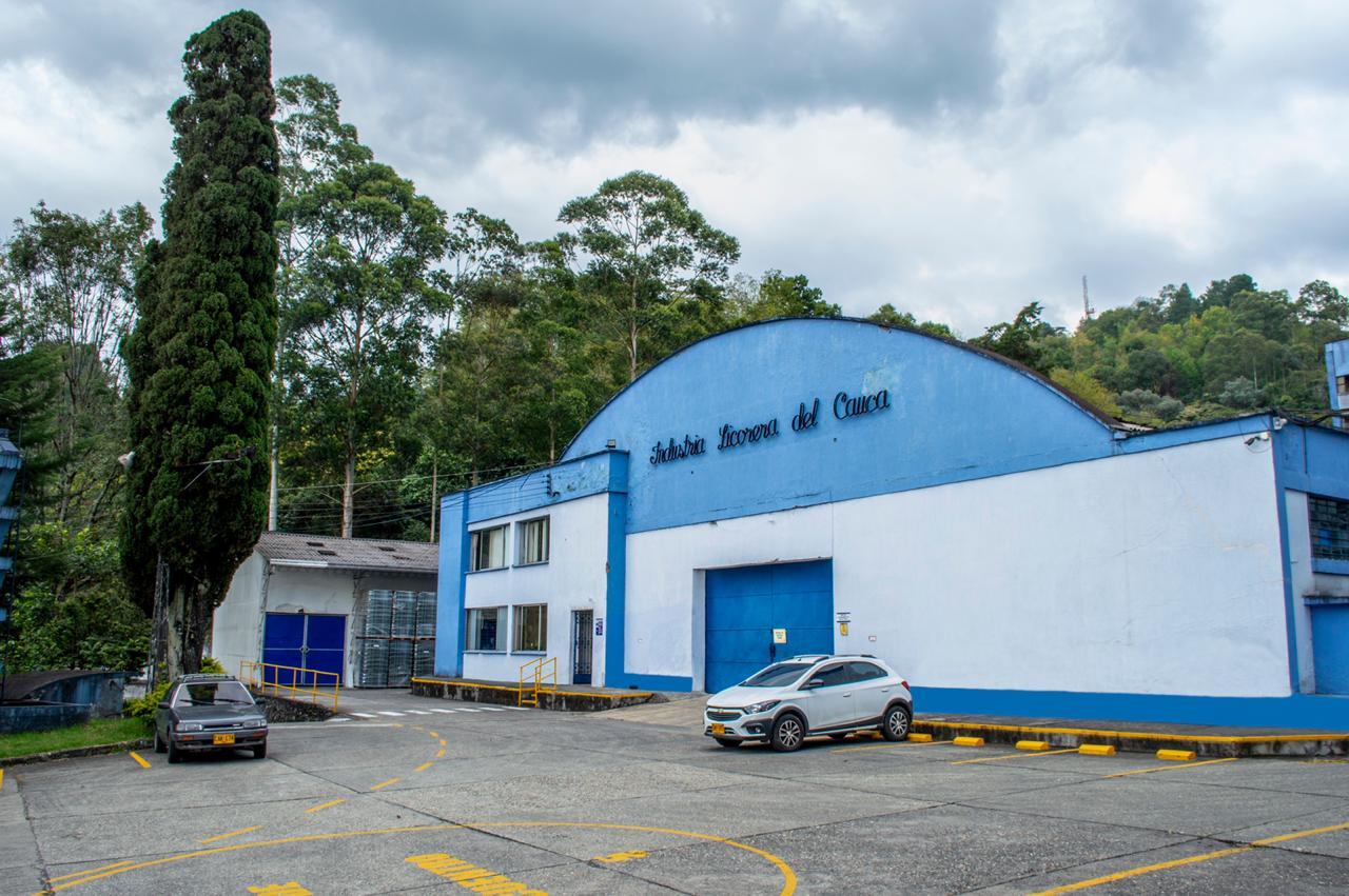 Con registro Invima, Licorera del Cauca se alista para producir alcoholes antisépticos