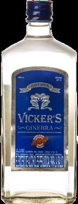 Ginebra Gin Vicker's;