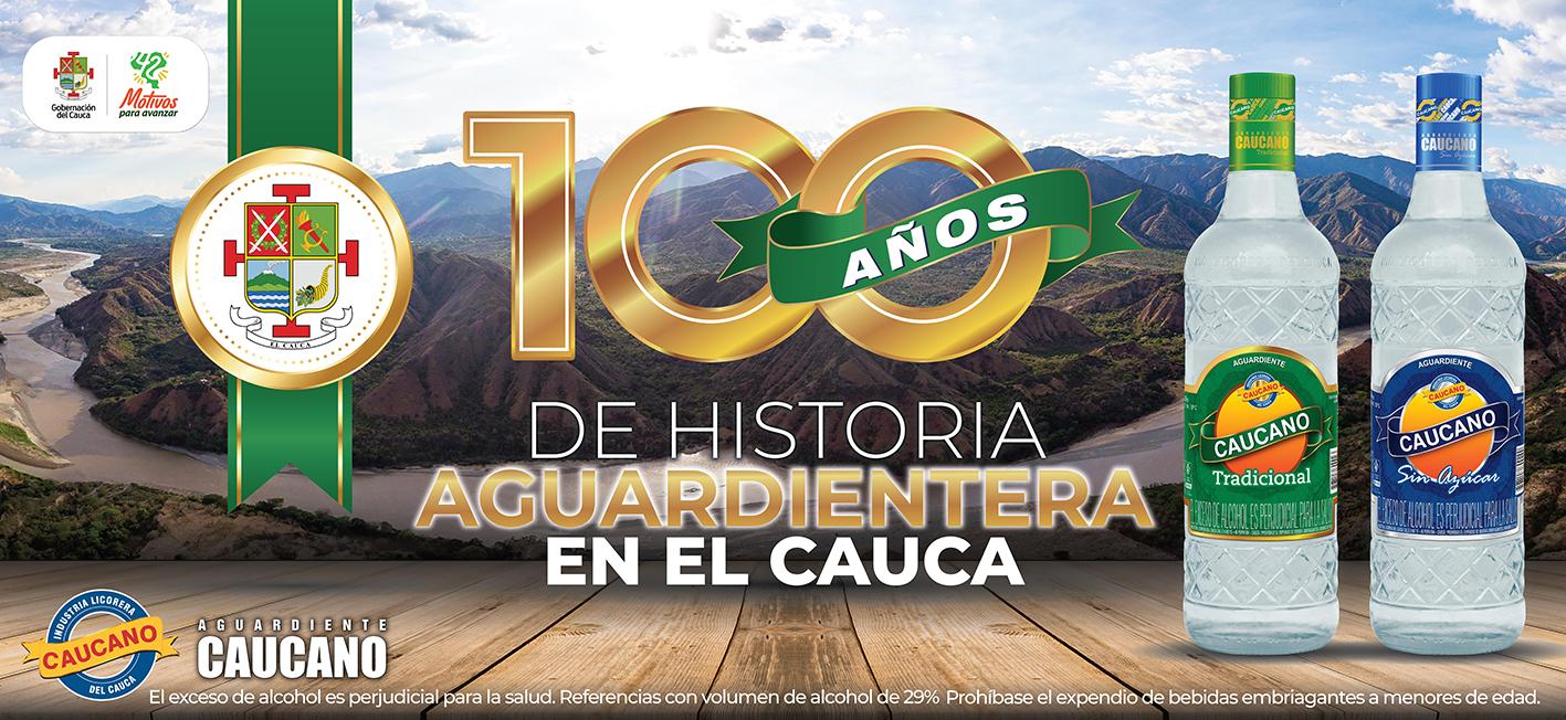 CAMPAÑA 100 AÑOS